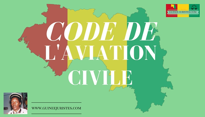 Code de l'Aviation Civile Guinée